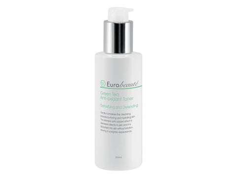 EUROBEAUTE GREEN TEA ANTI-OXDIANT TONER 200ml
