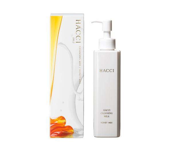 HACCI HONEY CLEANSING MILK 190ml