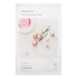 INNISFREE MY REAL SUQEEZE MASK #ROSE 20ml