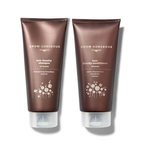 HAIR DENSITY SHAMPOO & CONDITIONER INTENSE SET 190ml