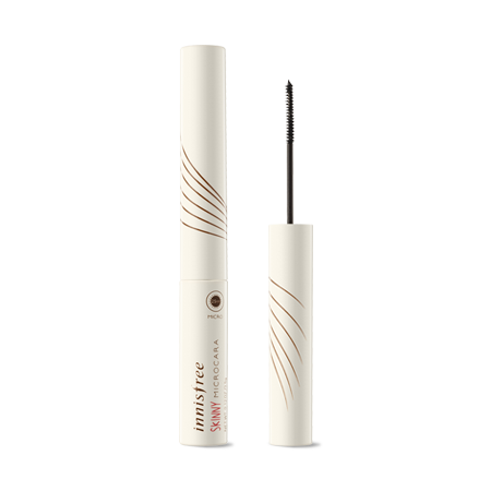 INNISFREE SKINNY MICROCARA MASCARA #1 BLACK 3.5g
