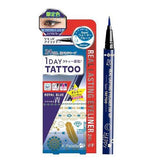 K-PALETTE 1 DAY TATTOO REAL LASTING EYELINER 24H WP BL001 ROYAL BLUE
