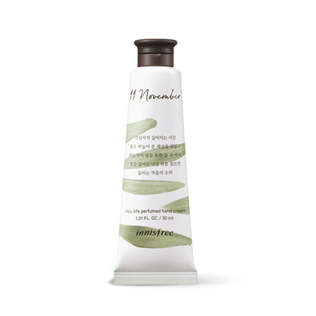 INNISFREE JEJU LIFE PERFUMED HAND CREAM 11 NOVEMBER 30ml