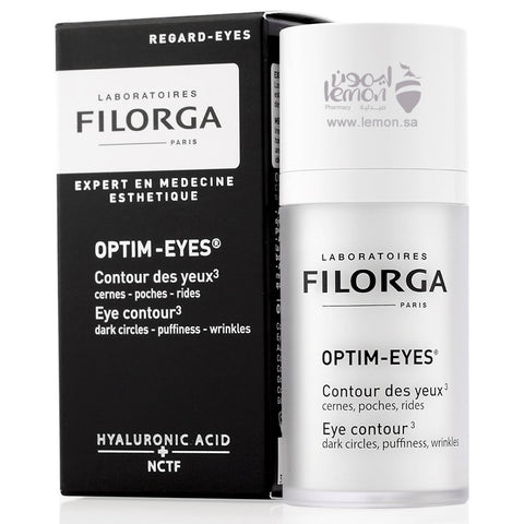 LABORATOIRES FILORGA PARIS OPTIM-EYES EYE CONTOUR CREAM³ 15ml