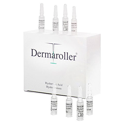 DERMAROLLER HYALURONIC ACID 30x15ml