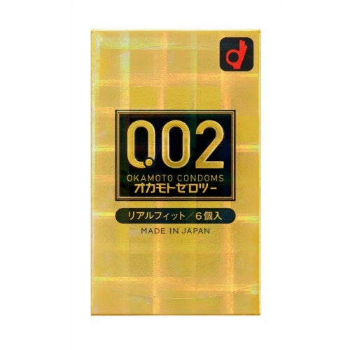 CONDOMS 0.02 6PCS