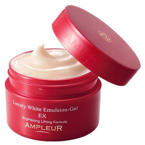 AMPLEUR LUXURY WHITE EMULSION-GEL EX 120g