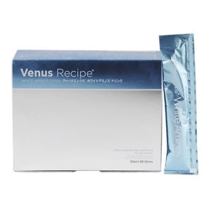 AXXZIA VENUS RECIPE WHITE AMINOS DRINK 20ml x30