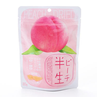 MARCO SWEETS SEMI-DRIED PEACH DRIED 85g