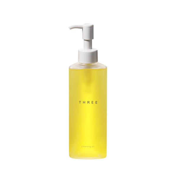 THREE CLEANSING OIL 185ml