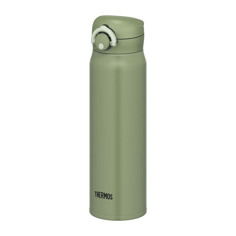 THERMOS VACUUM INSULATED MUG 600ML #JNR-601 KHAKI
