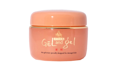 SHONAN BEAUTY PURE GEL AND GEL TRIPLE A CREAM 150g