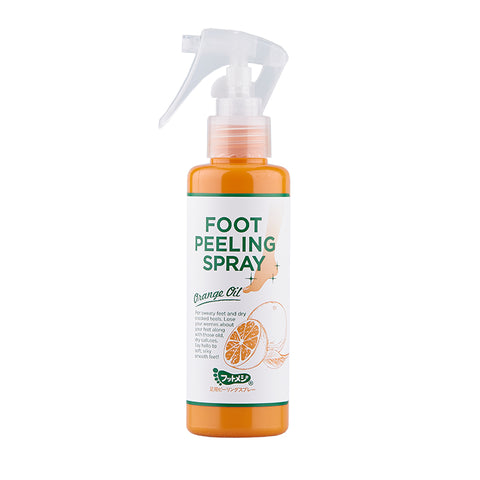 GRAPHICO FOOT PEELING SPRAY WITH ORANGE OIL 110ml