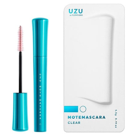 UZU BY FLOWFUSHI MOTE MASCARA #CLEAR 5.5g