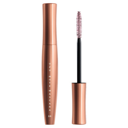 UZU BY FLOWFUSHI MOTE MASCARA #BROWN 5.5g