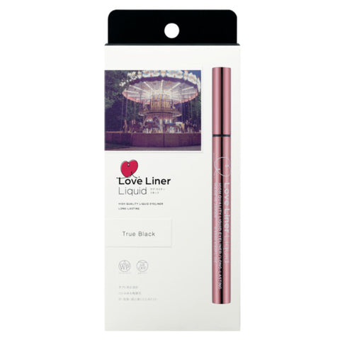 LOVE LINER LIQUID EYELINER TRUE BLACK 0.55ml