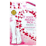 SOSU PERORIN FOOT PEELING PACK LIMITED EDITION SAKURA-ROSE 2PCS