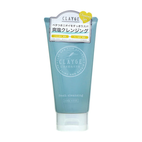 CLAYGE FRESH CLEANSING SCALP SCRUB 150g