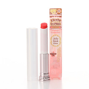 CANMAKE JELLY STICK GLOSS LIPS 01 WHITE PEACH 2g