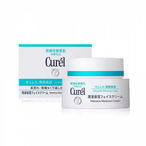 KAO CUREL INTENSIVE MOISTURE FACE CREAM 40g