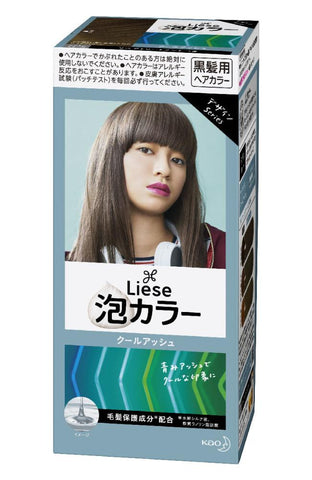 KAO LIESE PRETTIA HAIR COLOR FOAM #COOL ASH
