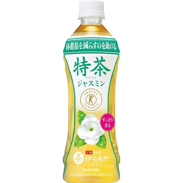 SUNTORY TOKUJO JASMINE TEA 500ml