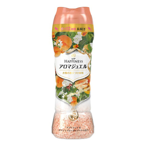 P&G LENOR HAPPINESS AROMA JEWEL APRICOT BLOSSOM 520ml (ORANGE)