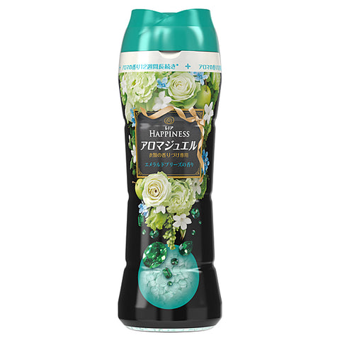 P&G LENOR HAPPINESS AROMA JEWEL EMERALD BREEZE 520ml (GREEN)