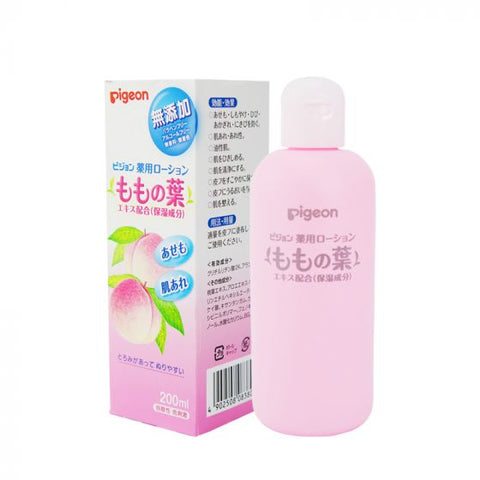PIGEON PEACH LEAF MEDICINAL LOTION 200ml