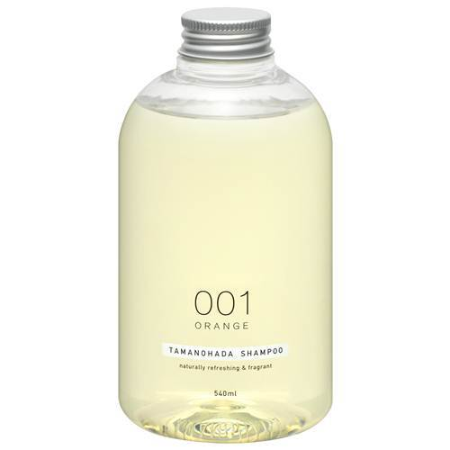 TAMANOHADA SHAMPOO 001 ORANGE 540ml
