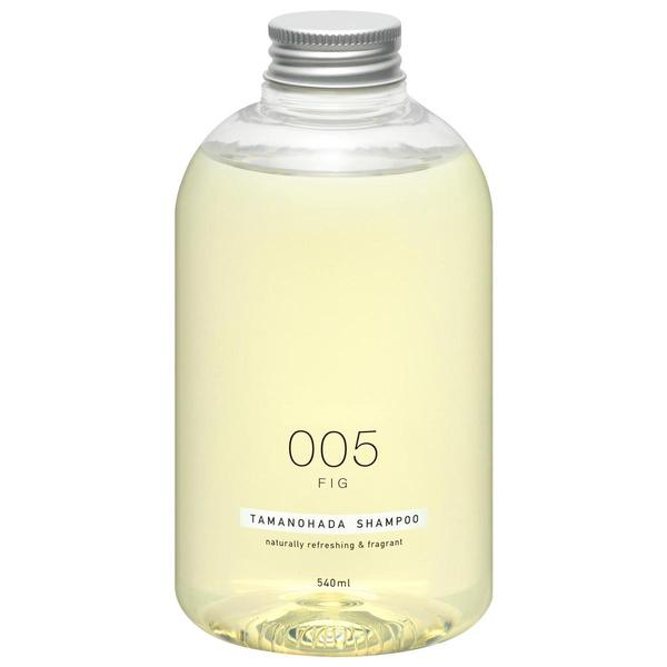 TAMANOHADA SHAMPOO 005 FIG 540ml