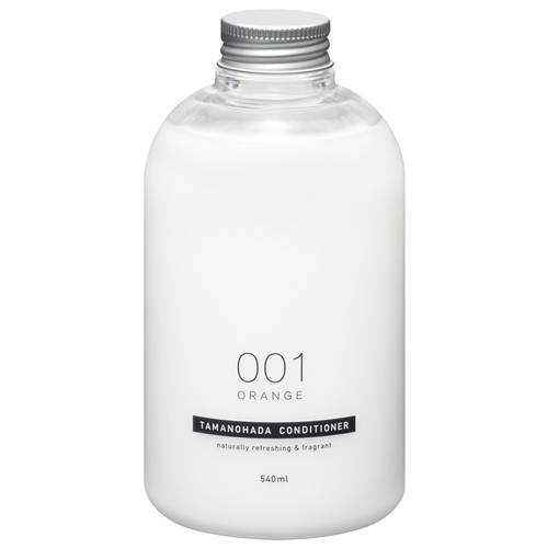 TAMANOHADA CONDITIONER 001 ORANGE 540ml