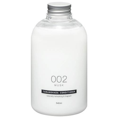 TAMANOHADA CONDITIONER 002 MUSK 540ml