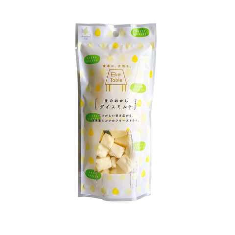 BIEI TABLE FREEZE DRIED DICE MILK 40g
