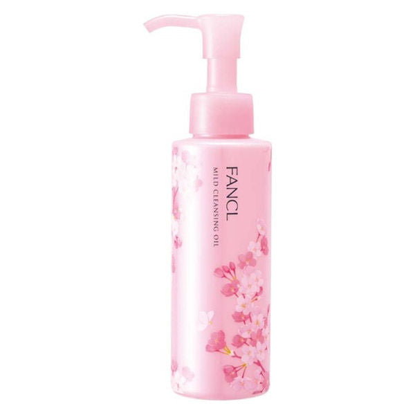 FANCL MILD CLEANSING OIL #SAKURA 120ml