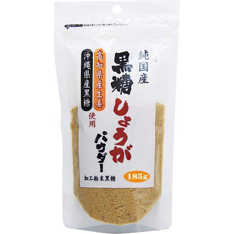 AJIGEN BROWN SUGAR GINGER POWDER 185g