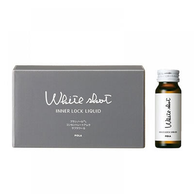 POLA WHITE SHOT INNER LOCK LIQUID 30ml 10BOTTLES