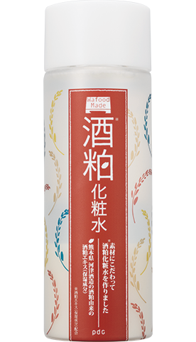 PDC WAFOOD MADE SAKE LEES LOTION 190ml
