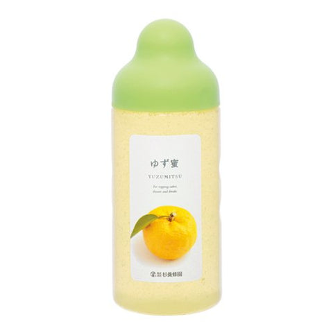 SUGI BEE GARDEN YUZU & HONEY 500g