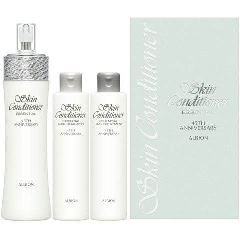 ALBION SKIN CONDITIONER 45TH ANNIVERSARY SET