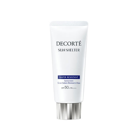 COSME DECORTE SUN SHELTER WATER RESISTANT SUNSCREEN SPF50+ PA++++ 58ml