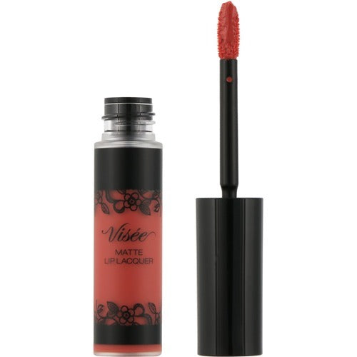 KOSE VISEE MATTE LIP LACQUER OR280 5.6g