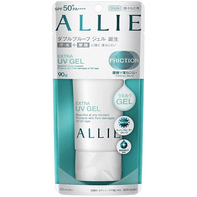 KANEBO ALLIE FRICTION 2.0 EXTRA UV PROTECTOR GEL LIMITED DESIGN SPF50+ PA++++ 90g