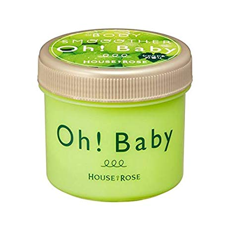 HOUSE OF ROSE OH BABY BODY SMOOTHER CHARDONNAY FRAGRANCE 200g