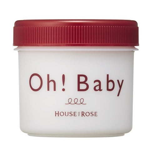HOUSE OF ROSE OH BABY BODY SMOOTHER LYCHEE FRAGRANCE 200g