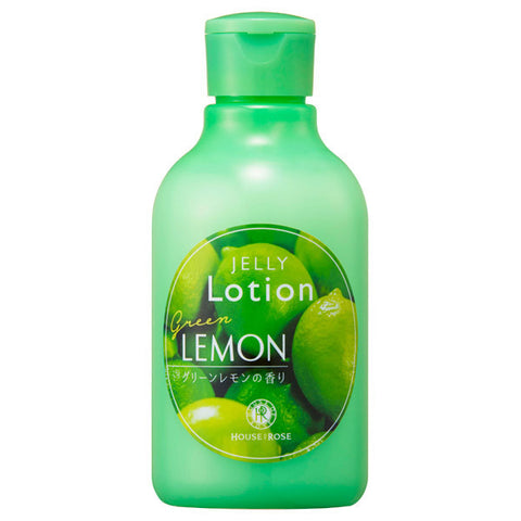 HOUSE OF ROSE JELLY LOTION GREEN LEMON 200ml