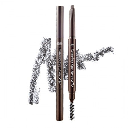 ETUDE HOUSE DRAWING EYE BROW #04 DARK GREY 0.25g