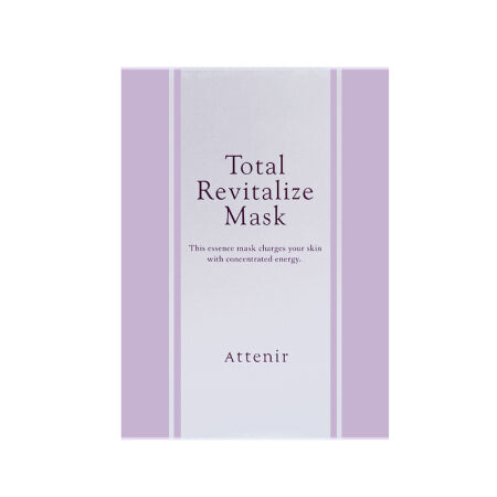 ATTENIR TOTAL REVITALIZE MASK 6PCS