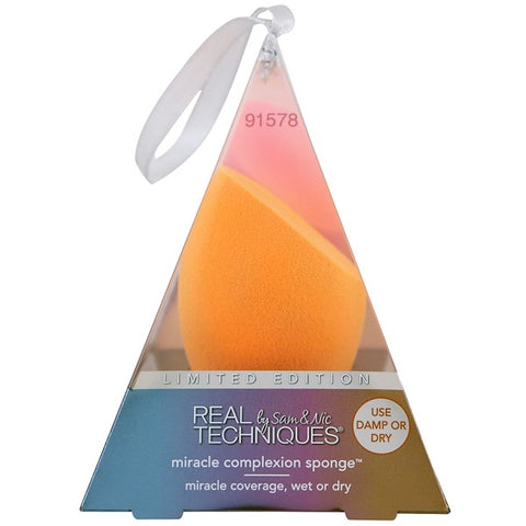 REAL TECHNIQUES MIRACLE COMPLEXION SPONGE LIMITED EDITION