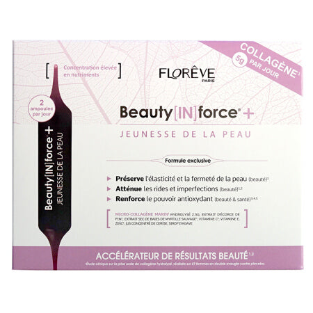 FLOREVE PARIS BIF+ JEUNESSE DE LA PEAU SKIN YOUTH 14x15ml